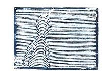 Linea Obscura Linol Print